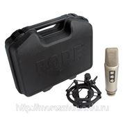 RODE NT2000 микрофон студийный конденсаторный, частотный диапазон 20-20000 Гц фото