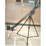 Операторский кран Proaim 4ft Jib Crane + LCD Arm + Tripod Stand фото