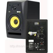 KRK RP5G2 Активный 2-х полосный(Bi-Amp) 5-ти дюймовый студийный звуковой монитор фото