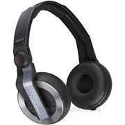 PIONEER HDJ-500-K наушники для DJ (черные) фото