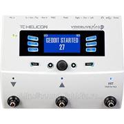 TC-Helicon Voicelive Play GTX Вокальный гитарный процессор эффектов гармонайзер голосовая обработка фото