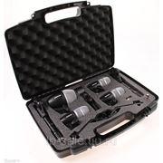 SHURE PGDMK6-XLR набор микрофонов для ударных фото