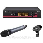 Sennheiser ew 135 G3 Радиосистема с ручным вокальным радиомикрофоном фото
