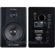 M-Audio Studiophile SP-BX8a D2 (пара) 8-и дюймовые (нч драйвер-кевлар) bi-amped студийные мониторы б фото