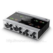 Native Instruments Komplete Audio 6 USB аудио интерфейс, 24 бит/96 кГц, 4 баланс. микр./лин./инстр. фото