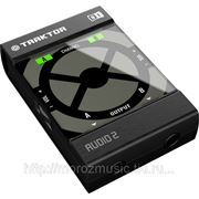 "Native Instruments Traktor Audio 2 USB аудио интерфейс для DJ, 24 бит/96 кГц, 2 стерео 1/4"" TRS Jack фото"