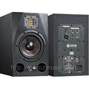 """ADAM A7X Активный 2-х полосный студийный аудио монитор, ленточный X-ART ВЧ драйвер 2"""", Carbon Fiber фото"""