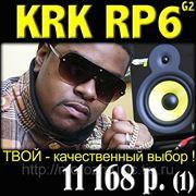KRK RP6G2 Активный 2-х полосный(Bi-Amp) 6-ти дюймовый студийный звуковой монитор фото
