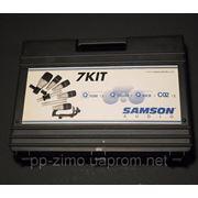 Samson Drum Microphone 7pc. kit фото
