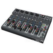 Behringer 1002B - микшер,4 балансных стереовхода и 3 дополнительных микрофонных входа фото