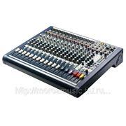 Soundcraft MFX12i Микш.пульт 12 mono, 2 stereo, 3 aux, 2 group, процессор Lexicon 32 прогр., tap tem фото