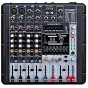 Микшер-усилитель JB sound JB-XP608 фото