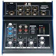 Микшерний пульт JB sound ME502 фото
