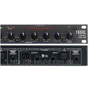 Двух канальный компрессор/лимитер/экспандер/гейт JB sound 166XL фото