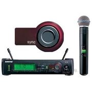 Shure SLX Beta58 Радиосистема с вокальным ручным радиомикрофоном фото