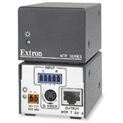 MTP Twisted Pair Transmitter for S-Video and Audio Extron MTP T SV A фото