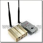 Беспроводной передатчик видеосигнала. фото