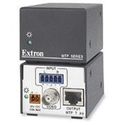 MTP Twisted Pair Transmitter for Composite Video and Audio Extron MTP T AV фото