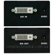 DVI-EH передатчик dvi сигнала по витой паре на 50 м.