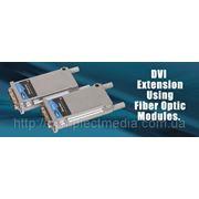 EXT-DVI-FM удлинитель линий DVI по оптоволокну до 610 м. фото
