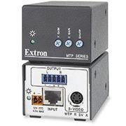 MTP Twisted Pair Receiver for S-Video and Audio Extron MTP R SV A фото