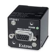 VGA приемник по витой паре для RGBHV Extron VTR001 фото