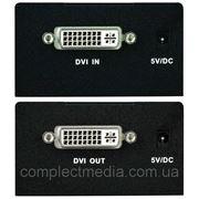 DVI-E Удлинитель dvi по витой паре на 50 м. фото