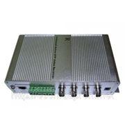 DL-440R Активный 4-канальный приемник видеосигнала фото