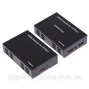 HDMI передатчик до 50 м по витой паре HDMI Extender Transmitter фото