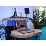 Bardl UA-400 Профессиональная многоканальная радиомикрофонная система UHF-диапазона фото