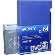 Видеокассета Sony DVcam PDV-64 N фото