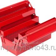 Ящик инструментальный раскладной, 5 отсеков МАСТАК 510-05420 фото