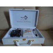 Мезомашинка (портативный аппарат для фракционной мезотерапии) фото