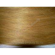 Волосы натуральные набор из 7 прядей 7PS 144 фото