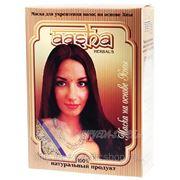Маска для укрепления волос и против перхоти на основе Хны (ААша) фото
