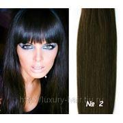 Натуральные волосы на заколках 70 см #2 фото