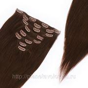 Славянские волосы на заколках 60 см фото