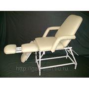 Кресло педикюрно косметологическое фото