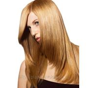 Нарощенные волосы на заколках фото