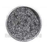 Кашемир для ногтей серебро 03070017 фото