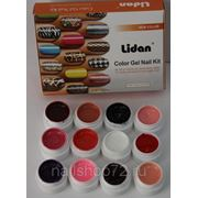 Гель-краска Lidan фото