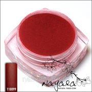 Цветная акриловая пудра Nayada 6g Спелая вишня фото