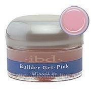 Ibd Builder gel pink 14г и ibd Builder gel ultra white 14г фото