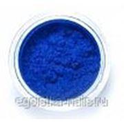 Флок пудра Синий фото