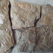 Натуральный природный камень плитняк с карьера фото