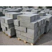 Блоки стеновые из полистиролбетона фото