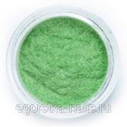 Флок пудра Зеленый фото