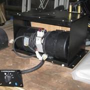 Отопитель кабины в сборе для бульдозера Shantui SD16 фото