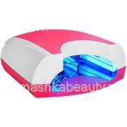 UV - лампа 36W Modern розово-белая фото