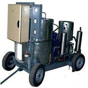 Мобильная станция для очистки трансформаторного масла СКВМ-4А